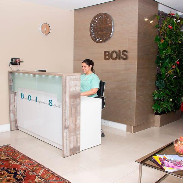 Centros estéticos BOIS