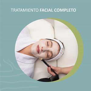 Tratamiento facial completo + reflexología
