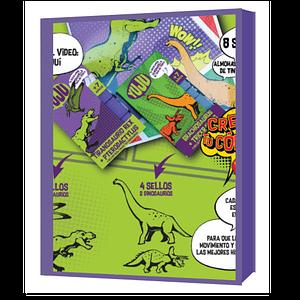 Comic dinosaurio