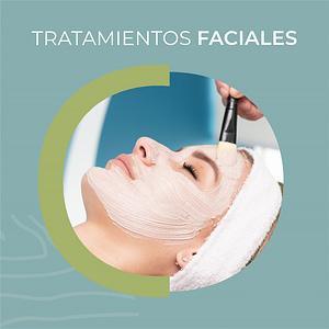Tratamiento facial básico + podología + masaje