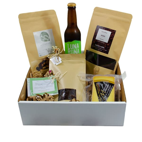 Pack regalo saludable gourmet