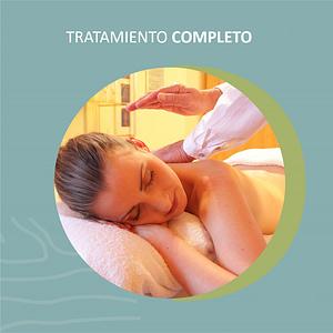Tratamiento completo cabello+depilación+limpieza facial+masaje